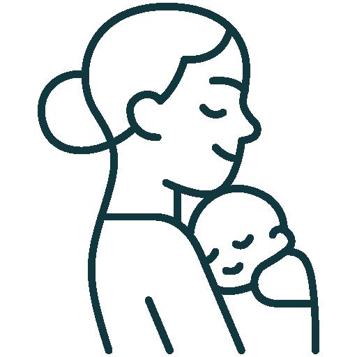 Icono Upalah atencion maternidad pareja crianza