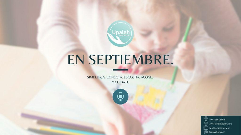 Septiembre y Adaptación escolar